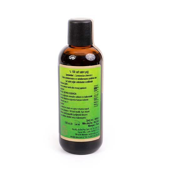 Nuka - Organik Jojoba Yağı 100 ml