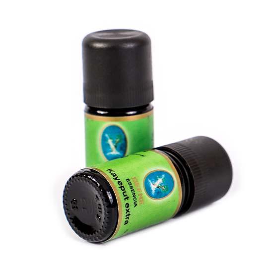 Nuka -Organik Kayeput Yağı 5 ml