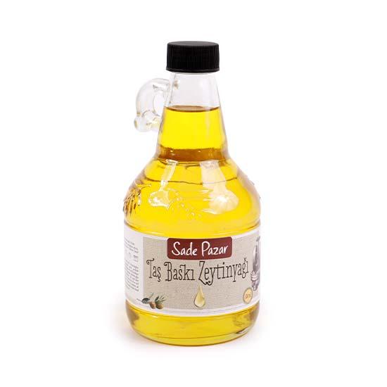 Taş Baskı Zeytinyağı 500 ml