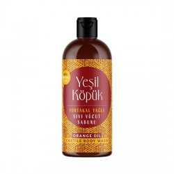 Portakal Yağlı Sıvı Vücut Sabunu 400 ml