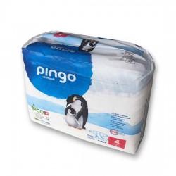 Pingo No:4 Ekolojik Bebek Bezi Maxi (40 adet)  (Organik)