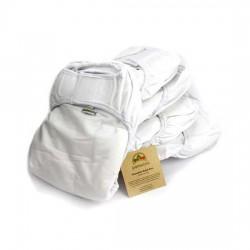 Pamucco Yıkanabilir Bebek Bezi 5 li Paket