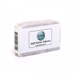 El Yapımı Aktif Kömür Sabunu 100 gr