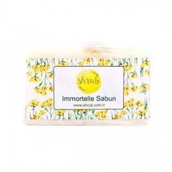 El Yapımı Ölmez Çiçek Sabunu 100 gr