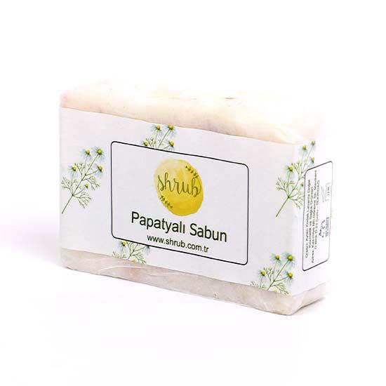 El Yapımı Papatya Sabunu 100 gr