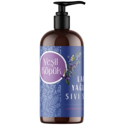 Lavanta Yağlı Sıvı Sabun 400 ml