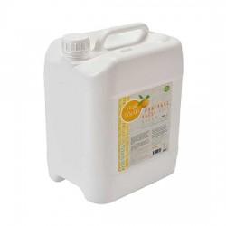 Yeşil Köpük Sıvı Sabun Portakal Yağlı 4 lt