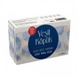 Yeşil Köpük Keçi Sütü Sabunu 150 gr