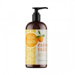 Yeşil Köpük Portakal Sıvı Sabun 400 ml