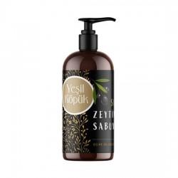 Yeşil Köpük Zeytinyağlı Sıvı Sabun 400 ml